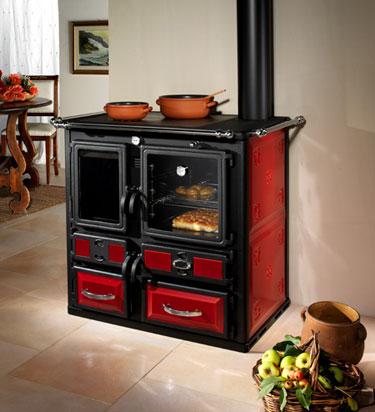 Cocina de le a emiliana by met mann for Cocinas de lena precios